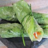 Lettuce and Vegetable Wraps