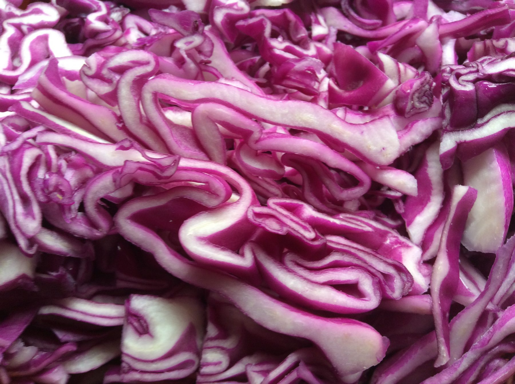 Sticky And Spicy Red Cabbage Sheila S Pantry